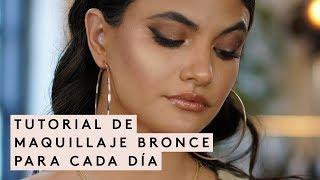 Download TUTORIAL DE MAQUILLAJE BRONCE PARA CADA DÍA | FENTY BEAUTY Video