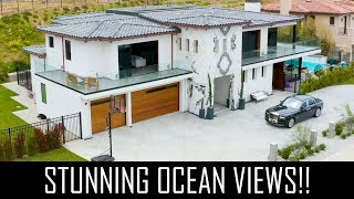 Download $5MILLION LUXURY MANSION WITH OCEAN VIEWS!!! Video