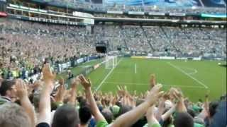 Download Seattle Sounders Soccer Opening Chant Video