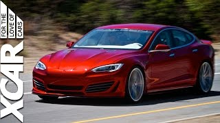 Download Tesla Model S, Fully Tuned: Saleen ST - XCAR Video