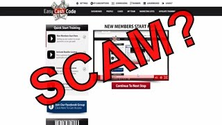 Download 2016 Easy Cash Code Scam Review Exposed! The 1 Problem With Easy Cash Code Review| Watch This First Video