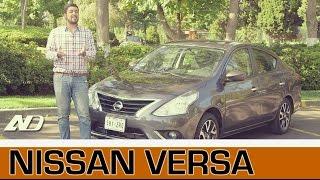 Download Nissan Versa - Mucho espacio por poco dinero Video
