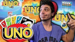 Download UNSTOPPABLE UNO MAN! (Uno w/ Friends - Part 3) Video