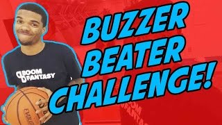 Download MARCH MADNESS BUZZER BEATER CHALLENGE!! (Win a Free Xbox One or PS4) | BoomFantasy Video