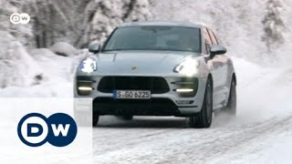 Download Powerful: Porsche Macan Turbo Performance | Drive it! Video