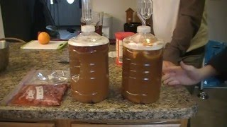 Download How to make mead QUICK!!!! NO waiting years for this one! (part 1) Video