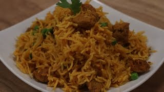 Download Soya Nugget Pulao | Recipes Under 15 Minutes | Chef Jaaie | Sanjeev Kapoor Khazana Video