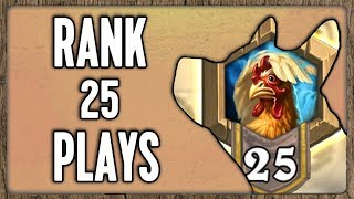 Download Rank 25 is WILD [Hearthstone] Video