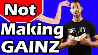 Download Why am I not gaining muscle? ✘ Top 3 Muscle Building Mistakes ✘ How to gain muscle Video