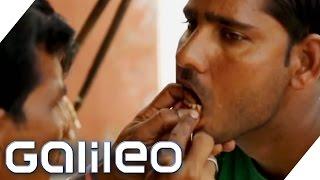 Download Indien vs. Dubai: Zahnärzte bei der Arbeit | Galileo | ProSieben Video