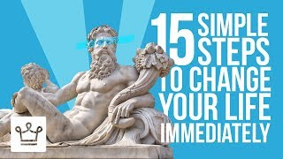 Download 15 SIMPLE Steps To Change Your Life Immediately Video