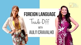 Download Foreign Language Trade-off with Moana star Auli'i Cravalho Video