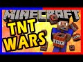 Download Minecraft *EPIC* TNT WARS #8 with Vikkstar, BajanCanadian & PeteZahHutt (Minecraft Mini-Game) Video