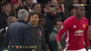 Download Mourinho angry Manchester UTD Zorya Europian league Video