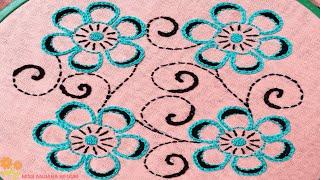Download New Nakshi kantha design stitch-105,how to stitch nakshi kantha,নকশী কাঁথা সেলাই, नक्षी कंध सिलाई Video
