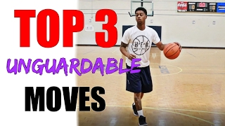 Download Top 3 Unguardable Moves - Simple Basketball Moves Video