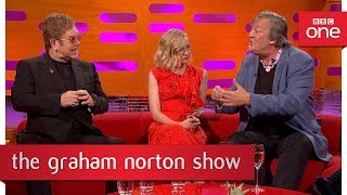 Download Stephen Fry had explains what a Prince Albert is - The Graham Norton Show: 2017 - BBC One Video