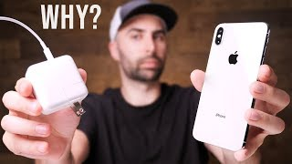 Download The REAL Reason iPhone XS Doesn't Come With A Fast Charger Video