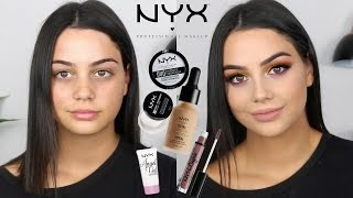 Download ONE BRAND TUTORIAL: NYX COSMETICS Video
