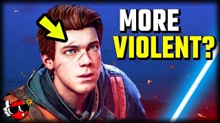 Download Jedi Fallen Order - More Violent Than You Think Video