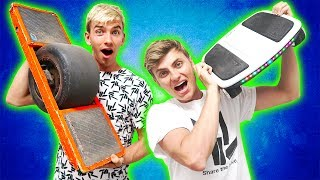 Download SUPER RARE HOVERBOARDS!! Video