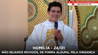 Download Homilia | Padre Reginaldo Manzotti | 24/01/2020 Video