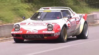Download Rally Heaven - Shotgun in a Lancia Stratos and Delta S4 - /CHRIS HARRIS ON CARS Video