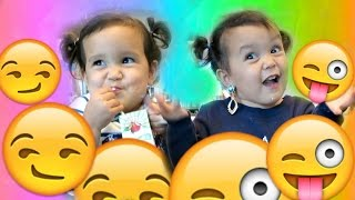 Download FACIAL EXPRESSIONS WITH MK! - September 17, 2016 - ItsJudysLife Vlogs Video