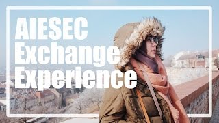 Download AIESEC Exchange Experience - DLS 2017 - Winter in Poland Video