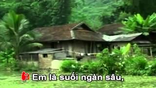 Download [HD] Karaoke Tình Ca Tây Bắc - full beat ( Karaoke by Kgmnc) Video