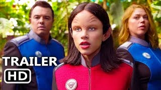 Download THE ORVILLE Official Trailer (2017) Star Trek Spoof, Seth MacFarlane Comedy TV Show HD Video