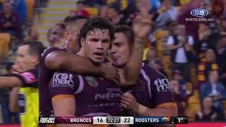 Download NRL Highlights: Brisbane Broncos v Sydney Roosters - Round 11 Video
