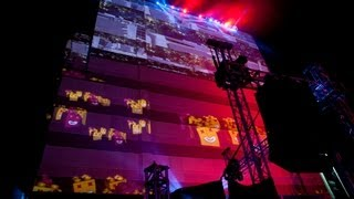 Download ALBA University® 75th Anniversary 3D Video Mapping Video