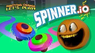 Download Spinner.io [Annoying Orange Plays] Video