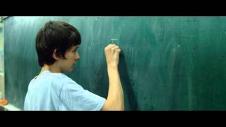 Download X+Y Scene Clip - Nathan solves math problem Video