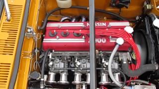 Download ハコスカS20エンジン搭載 by KGC10ボディ Video