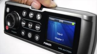 Download Users guide to the FUSION Marine Stereo Video