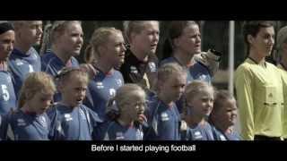 Download Stelpur, förum í fótbolta - Enskur texti Video