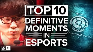 Download The Top 10 Definitive Moments in Esports Video