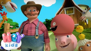 Download Old MacDonald Had A Farm - Animal Sounds Nursery Rhyme - HeyKids Video