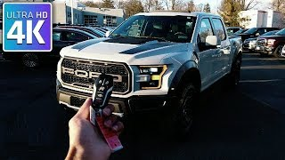 Download 2017 FORD RAPTOR SUPERCREW - IN DEPTH WALKAROUND STARTUP EXTERIOR INTERIOR TECH & TRUCK BED Video