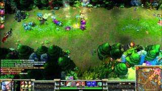 Download League of Legends: Tryndamere 1v5 PENTAKILL Video