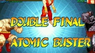 Download Marvel Super Heroes vs Street Fighter Team Super Combos Video
