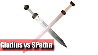 Download Gladius VS Spatha - Why Did The Empire Abandon The Gladius? Video