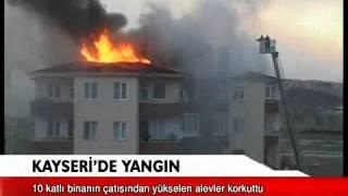 Download Necmettin Çuhadaroğlu haberi Kayseri'de yangın - Kontv Video