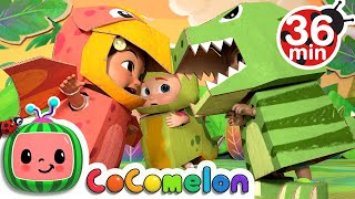 Download Dinosaur Song + More Nursery Rhymes & Kids Songs - CoCoMelon Video