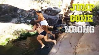 Download JUMP INTO WATER GONE WRONG fails pt.4 [FailForceOne] Video