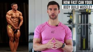 Download How Long Does It Take To Build Muscle? Video