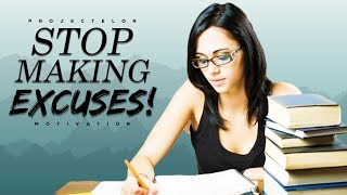 Download Stop Making Excuses! - Study Motivation Video