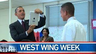 Download West Wing Week 02/07/14 or ″POTUS Cam!″ Video